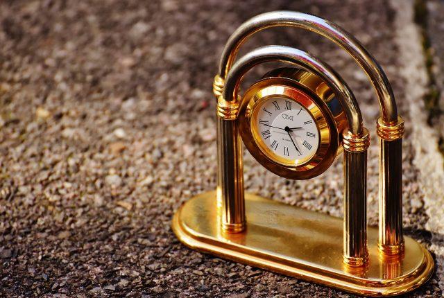 置時計,贈り物,中国