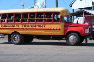 サモア,バス,それは、世界級だろうか?